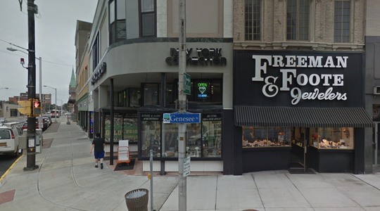 Freeman and Foote Jewelers - Utica